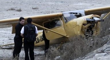 Avioneta Cessna 182