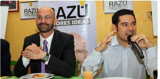 Reclaman a Razú opacidad y corrupción - David Razú fue derrotado por Xóchitl Gálvez en la Miguel Hidalgo. @diario24horas