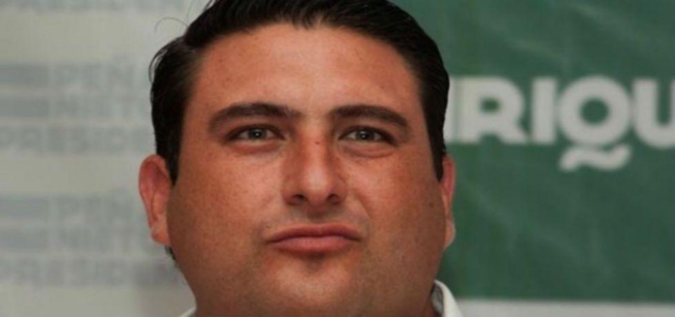 Crimen organizado financió mi campaña: candidato del PRI - Ricardo Barroso, candidato del PRI