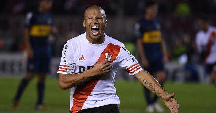 River se lleva el primero - River Plate