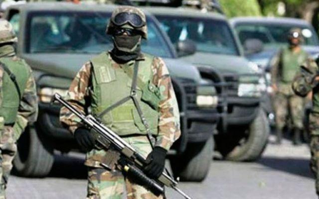 Abaten a dos durante enfrentamiento en Nuevo Laredo - Foto de Internet