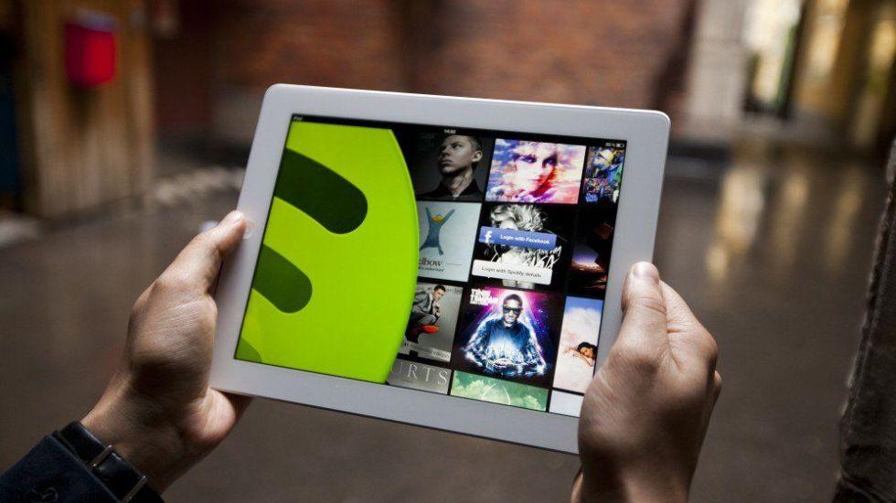 Spotify podría transmitir video - spotify