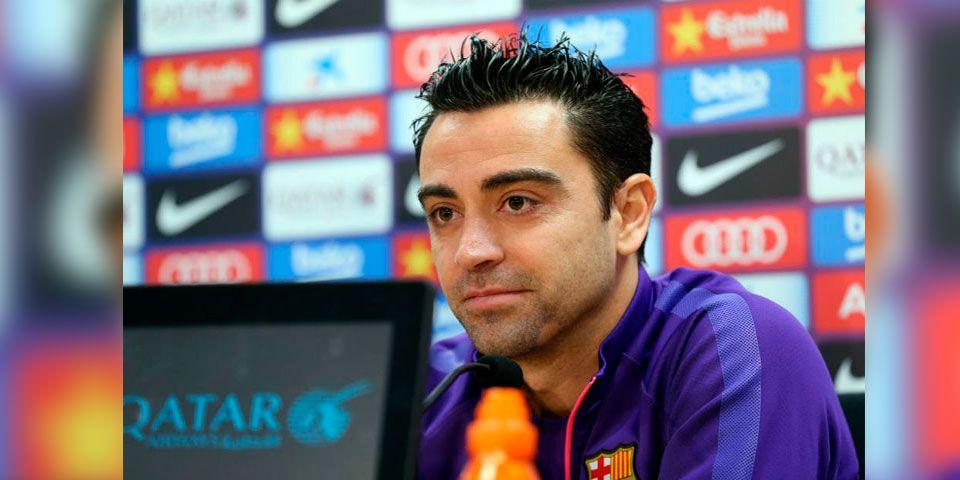 Xavi quiere volver al Barcelona como su entrenador - Foto de archivo