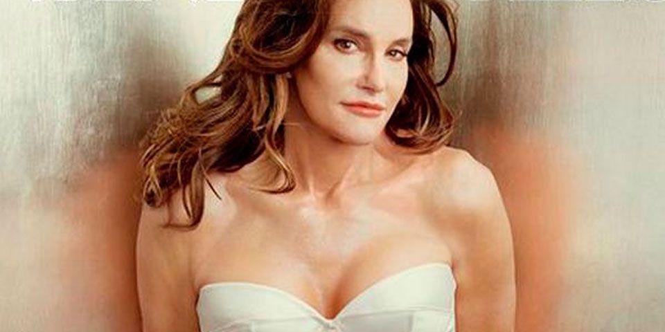 Revelan primera imagen de Jenner como mujer - Foto de Vanity Fair