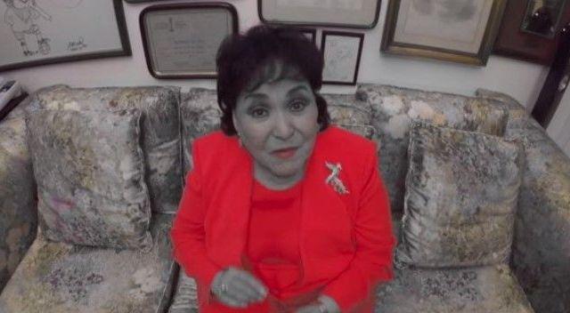 Carmen Salinas arremete contra Donald Trump - Foto de YouTube