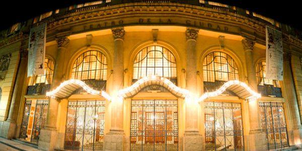 Homenaje a Jaime Almeida en el Teatro de la Ciudad - Foto de El Fonógrafo