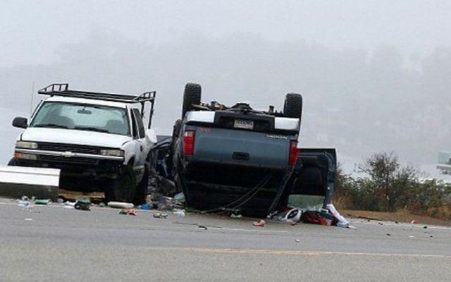 Muere rapero por choque en EE.UU. - Foto de INFphoto