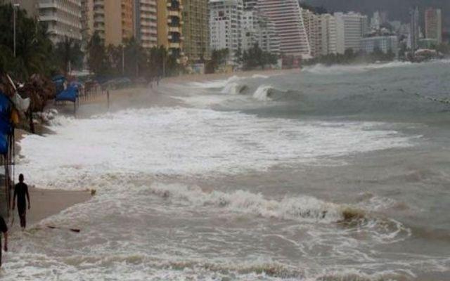 Cierran puertos de Guerrero a navegación menor por mal clima - Foto de Noticieros Televisa