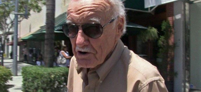 Hospitalizan a Stan Lee por causas desconocidas - El abogado de la hija de Stan Lee desmintió al demandante. Foto de TMZ