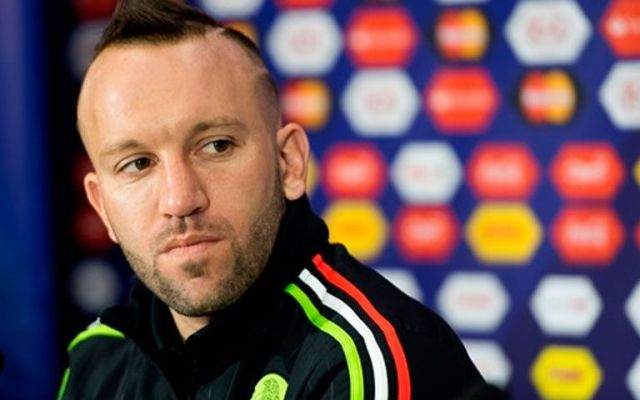 Vuoso admite que tiene ofertas del extranjero - Foto de Mexsport