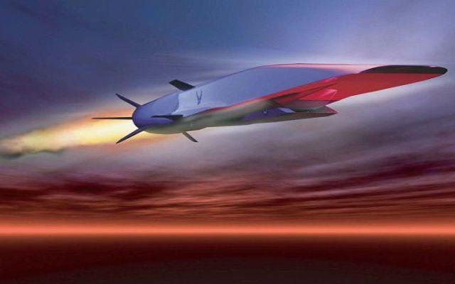 Fuerza Aérea de EE. UU. planea viajes trasatlánticos de minutos - Foto de EPA.