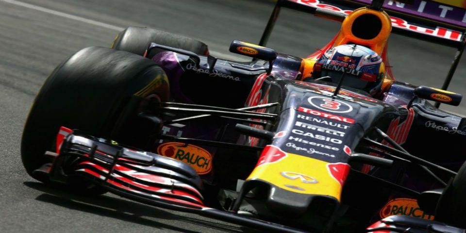 La Fórmula Uno estará en el Zócalo este fin de semana - Foto de Red Bull Racing.