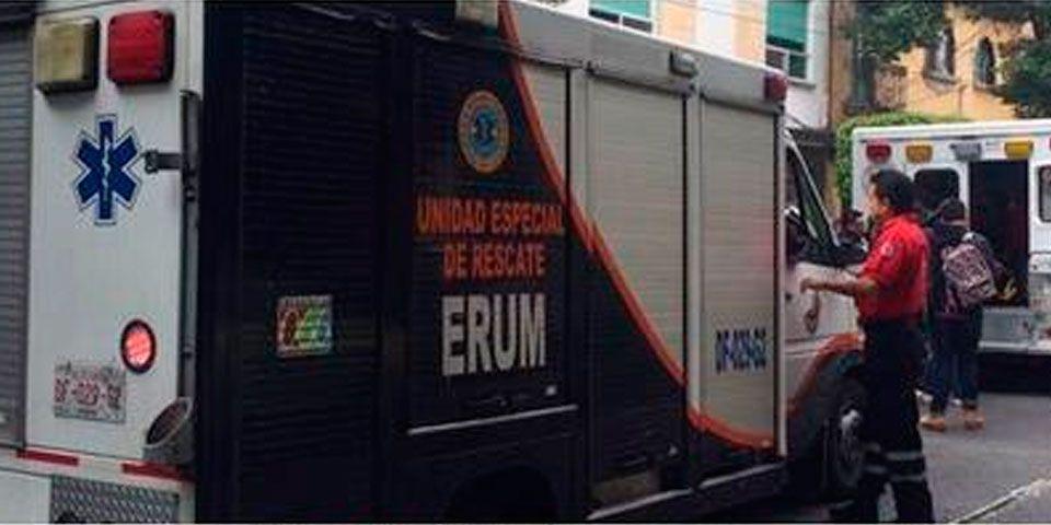 Fuga de gas en la Condesa deja tres intoxicados - Foto de El Universal
