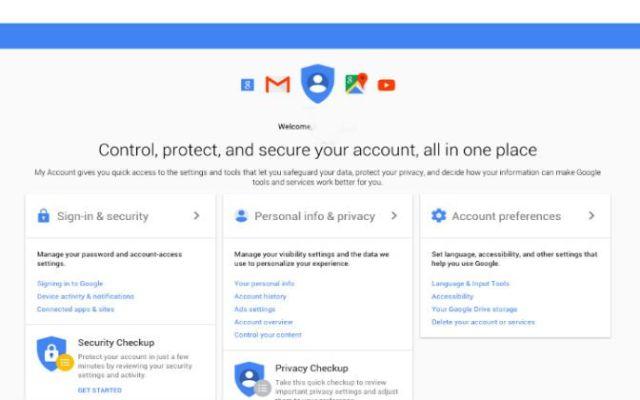 Nuevas herramientas de seguridad de Google