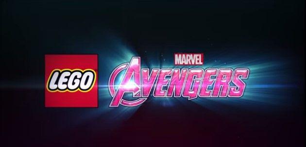 Lego Marvel Avengers estrena tráiler