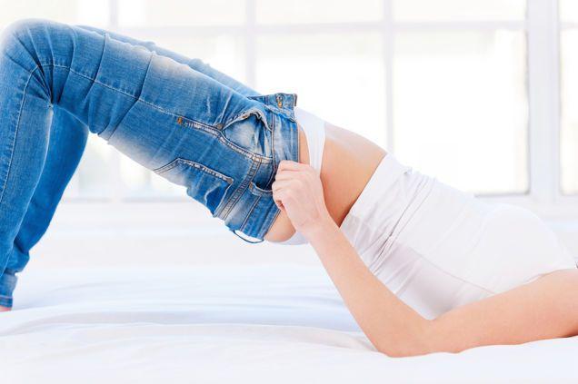 Hospitalizan A Mujer Por Usar Pantalones Ajustados