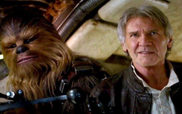 Filtran imágenes de la nueva película de Star Wars - Foto de YouTube.