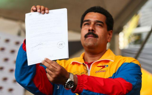 Censuran a Consulta Mitofsky por evaluar mal a Maduro