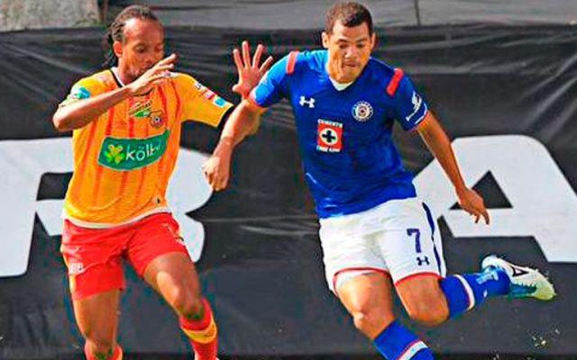 Cruz Azul cae ante Herediano en partido de preparación - Foto de @elnacionalred