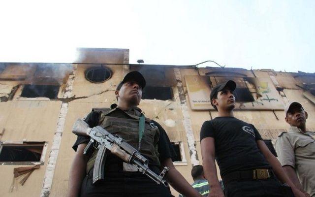 Prensa no podrá difundir investigaciones por ataque en Egipto - Foto de Xinhua