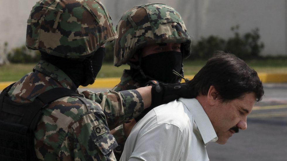"""""""El Chapo Guzmán es un fantasma"""" -"""
