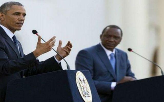 Obama pide respeto a los derechos de homosexuales en África - Foto de AP
