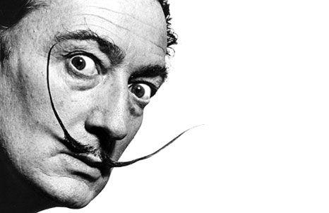 Párkinson aparece en cuadros de Dalí 20 años antes de ser diagnosticado - Salvador Dalí. Foto de Internet