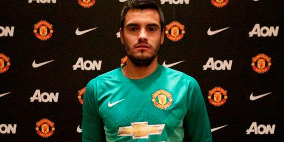 Manchester United anuncia la llegada de Sergio Romero - Foto de @ManUtd