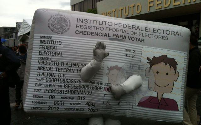 """Credenciales de elector con terminación """"15"""" perderán vigencia"""
