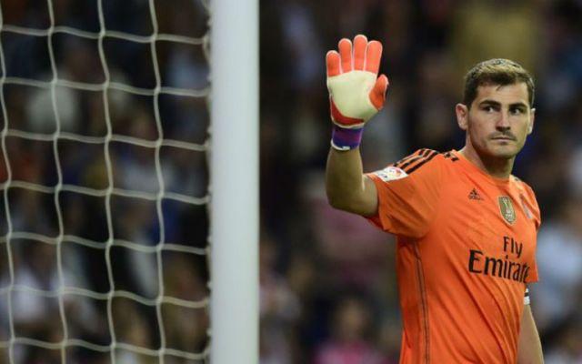 El Oporto hace una oferta por Iker Casillas - Foto de AS.