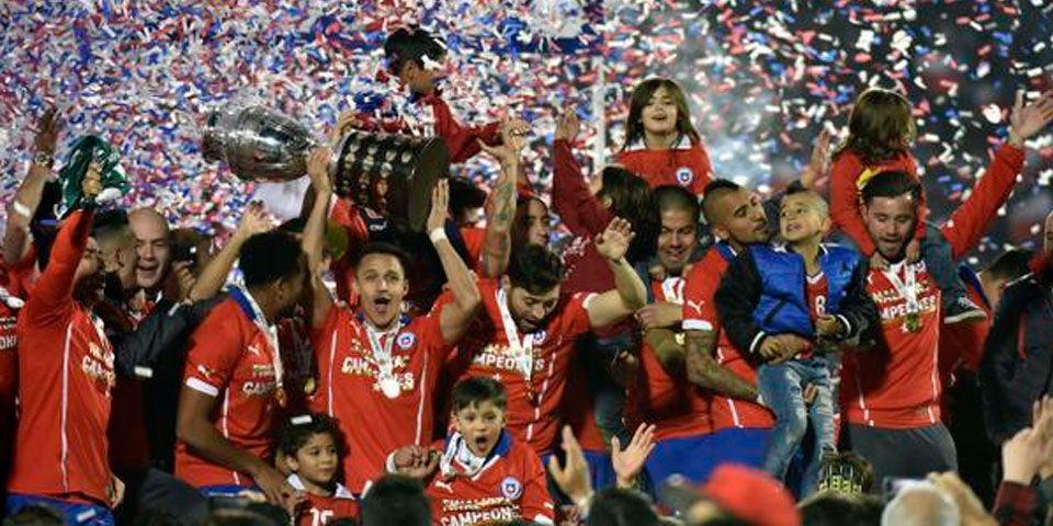 Noventa y nueve años después… - Chile se impuso en los penales frente a Argentina. Foto de FIFA