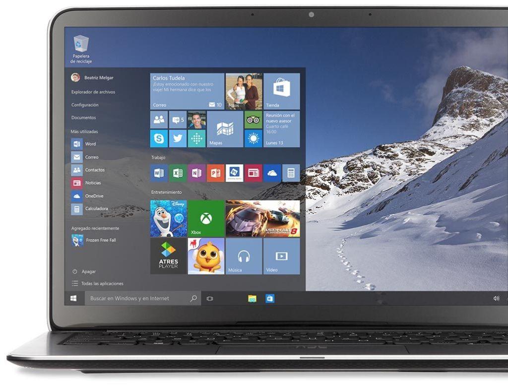 ¿Cómo mejorar el rendimiento de las baterías en laptops con Windows 10? - Foto de Internet