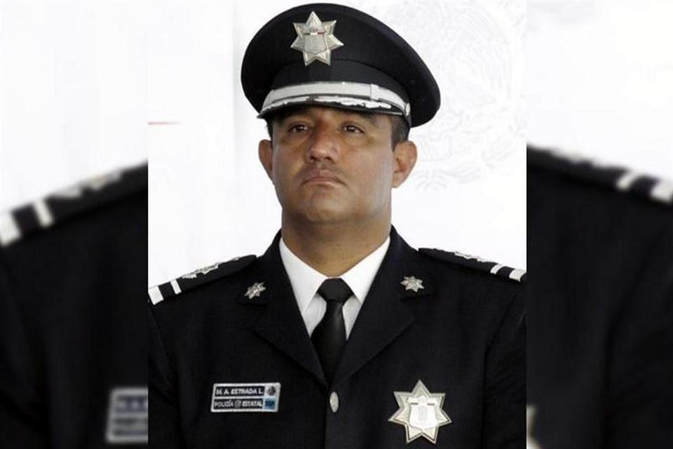 Exdirector de policía de Puebla, imputado por dos delitos - Foto de @FerCanalesF