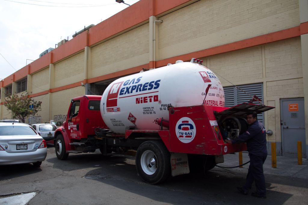 GDF no podrá celebrar contratos con Gas Express Nieto