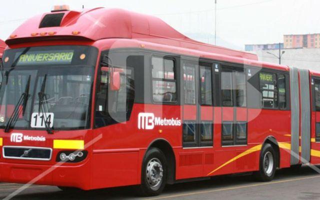 Siguen los cierres por Línea 6 de Metrobús - Foto de archivo