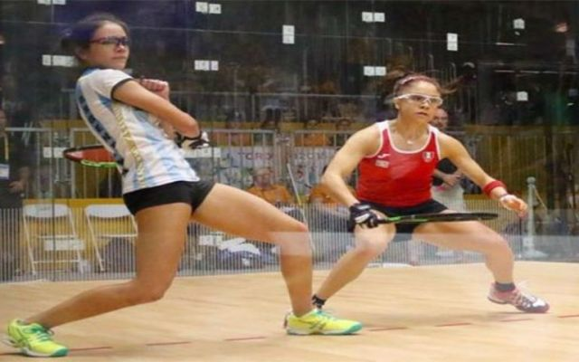 Trabajé duro para ganar medallas de oro: Paola Longoria - Foto de @COM_Mexico