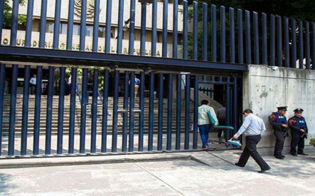 Consignan a siete custodios de El Chapo - SEIDO. Foto de El Horizonte.