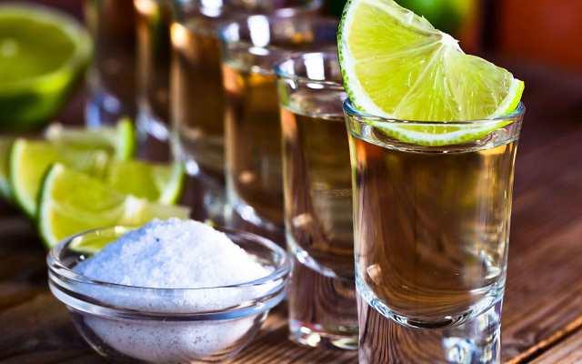 Tequila, bebida predilecta para festejos patrios - Foto de archivo