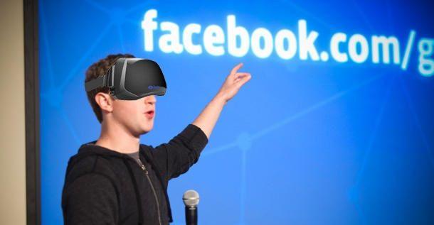 Facebook venderá nuevas versiones de Oculus Rift