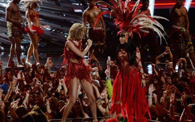 Taylor Swift conquista los MTV Video Music Awards