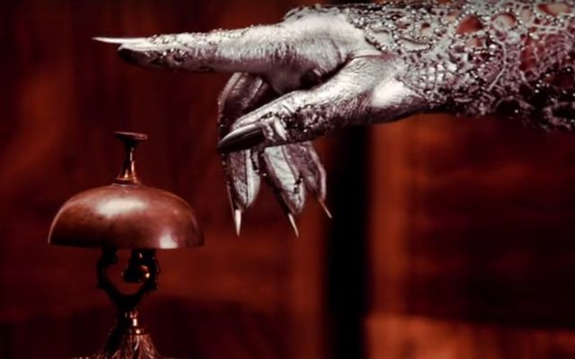 Publican teaser de Lady Gaga en American Horror Story: Hotel - Foto de FX