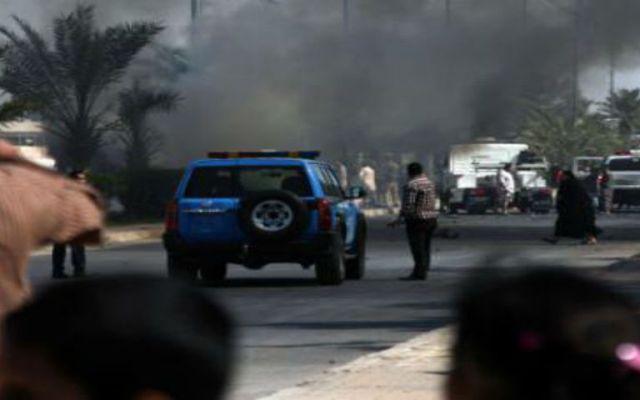 Atentado suicida en Bagdad deja 60 muertos - Foto de El Financiero.