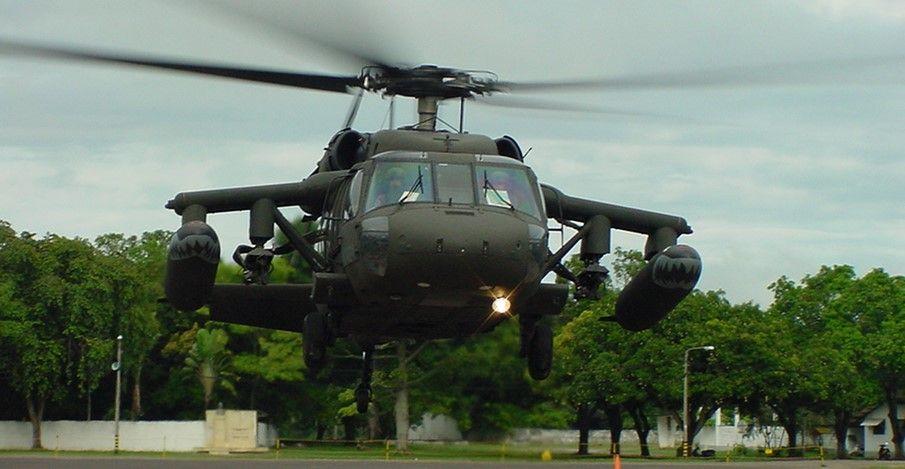 Accidente de helicóptero en Colombia deja 15 policías muertos - Foto de El País Colombia