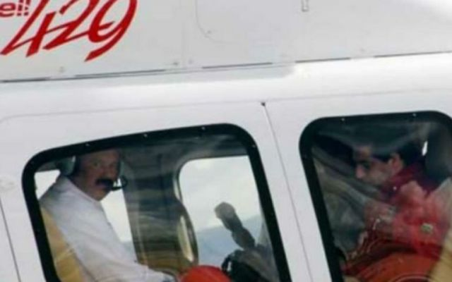 Sale del hospital César Duarte tras operación de columna