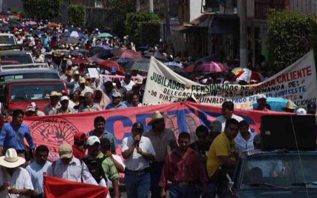Anuncian boicot al regreso a clases en Guerrero