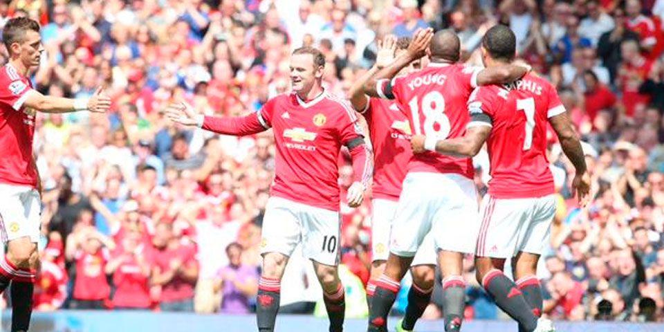 Manchester United se estrena con victoria en la Premier - Foto de @ManUtd