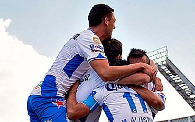 Puebla remonta contra un Pachuca a la baja - Foto de Mexsport