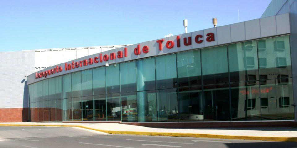 Despiste en el Aeropuerto de Toluca - Aeropuerto de Toluca. Foto de T21