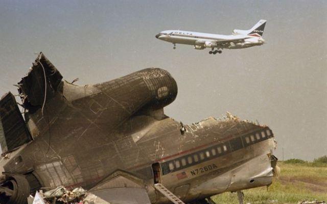 Agosto, el mes con más accidentes aéreos - Foto de BBC