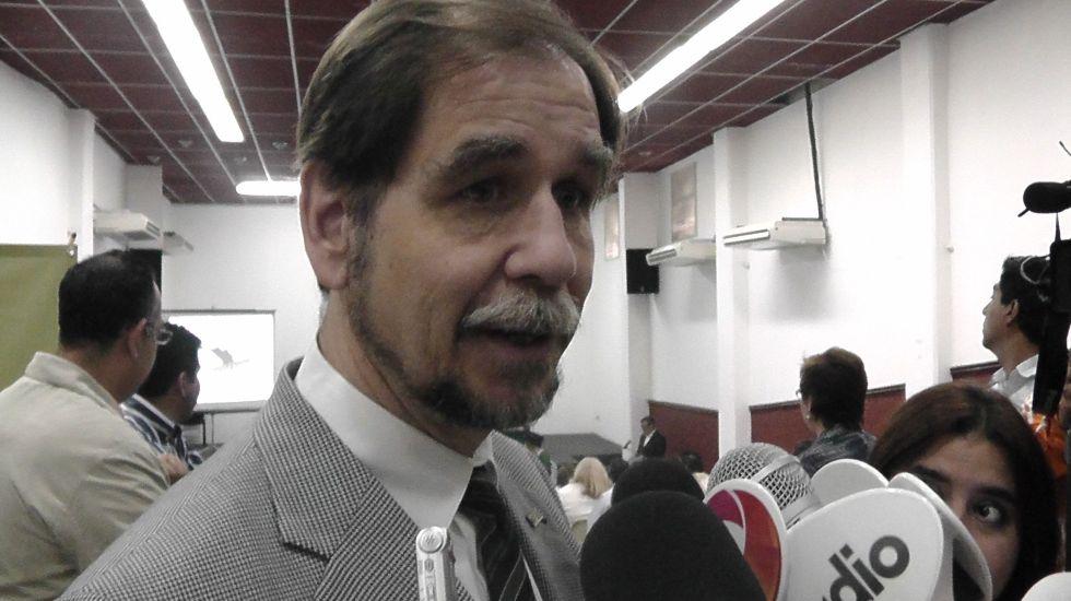 Voy por la presidencia del PRD: Basave - Foto de archivo